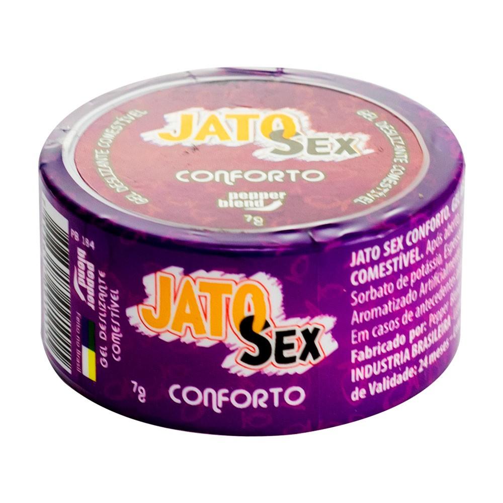 JATO SEX CONFORTO 7g  - Sua Pepper Blend   Doces Especiais