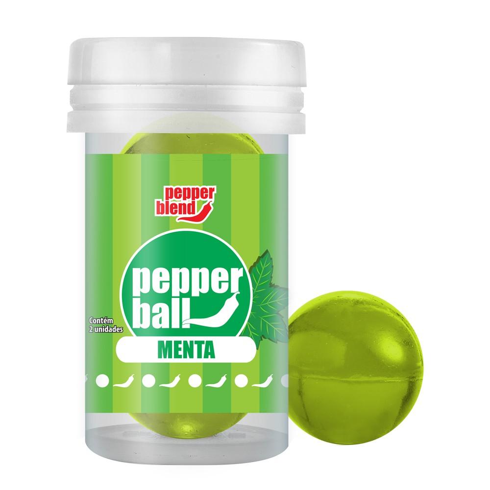 Pepper Ball - Menta  - Sua Pepper Blend | Doces Especiais