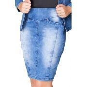 Saia Jeans Clara Classica Plus Size Dyork Jeans