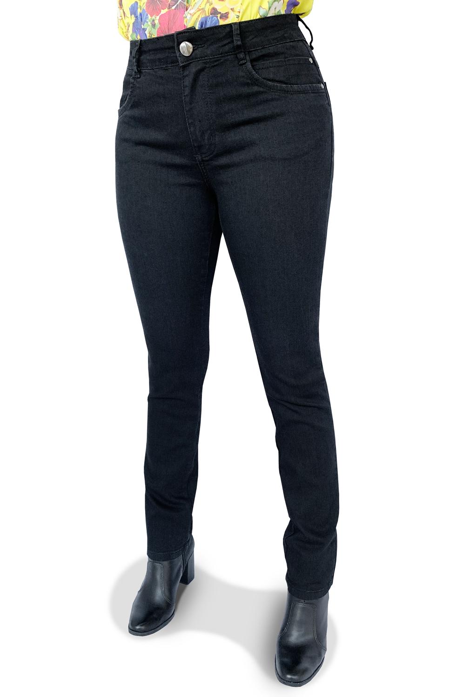 Calça Feminina Preta Dyork Jeans