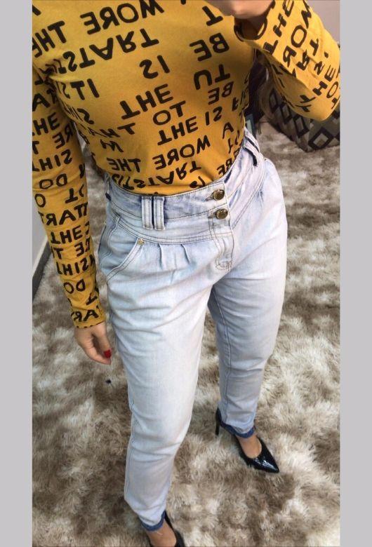 Blusa Cacaharrel Mô