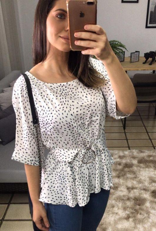 Blusa Luiza