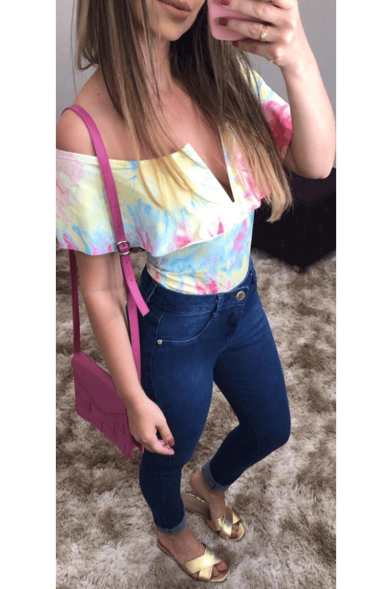 Calça Jeans Feminina Dyjoris2
