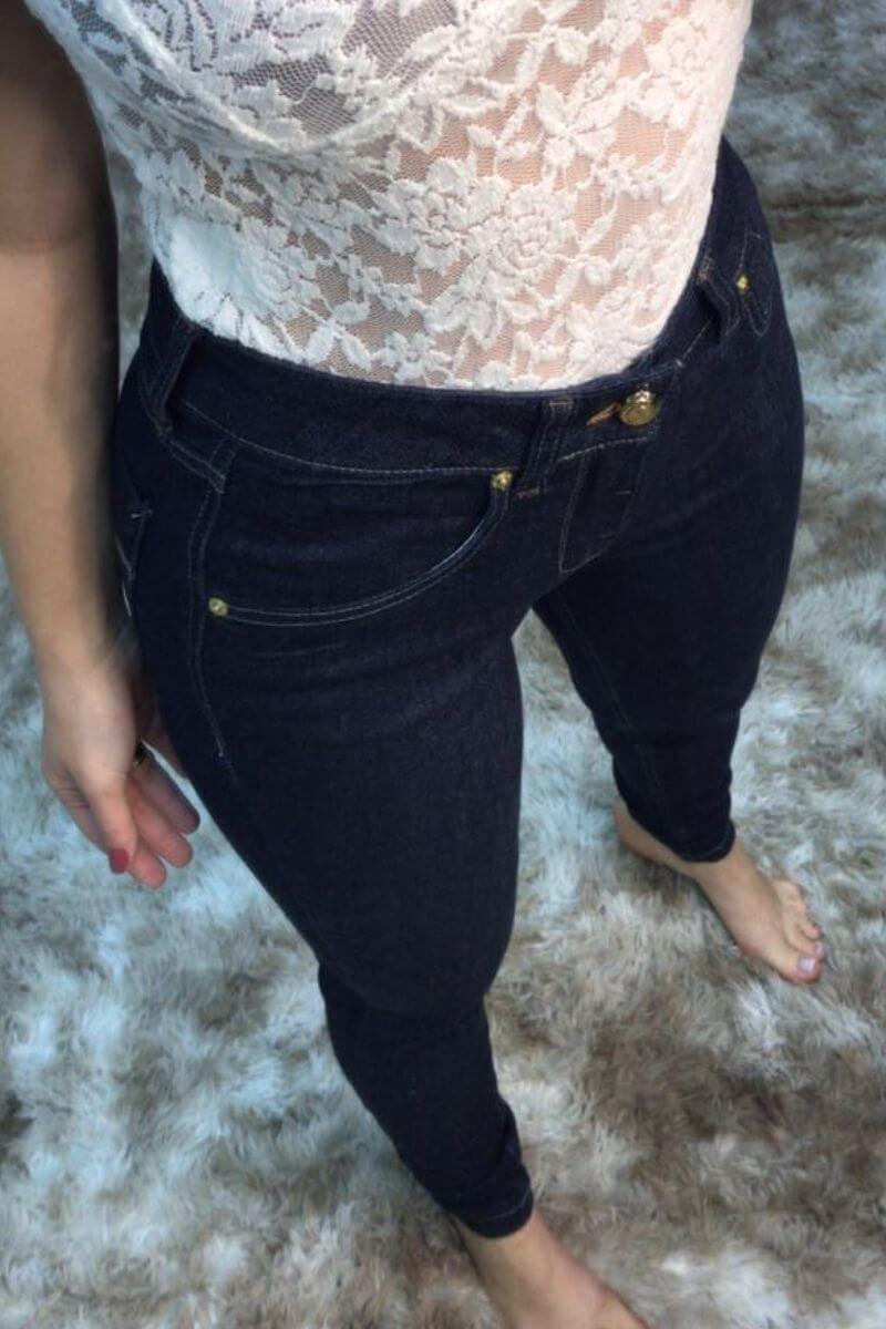 Calça Jeans Feminina Ibirapuera