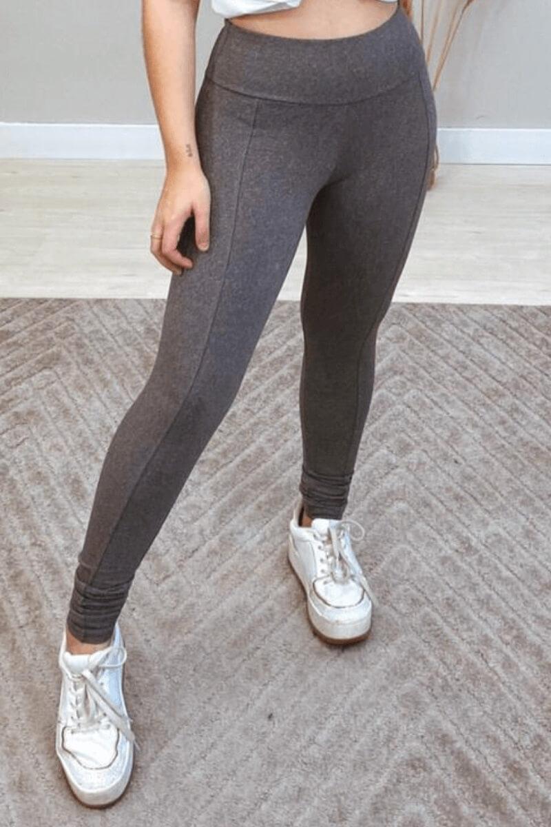 Calça Feminina Legging Montaria