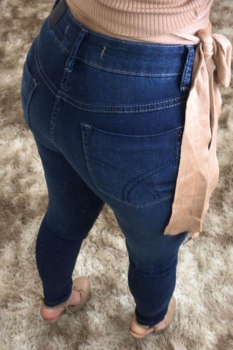 Calça Jeans Feminina LETÍCIA
