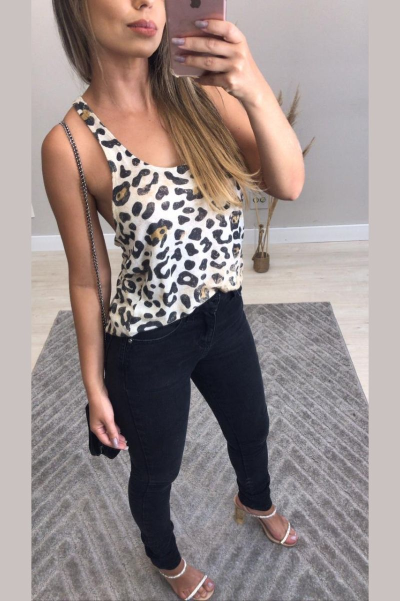 Calça Jeans Feminina Black Dubai