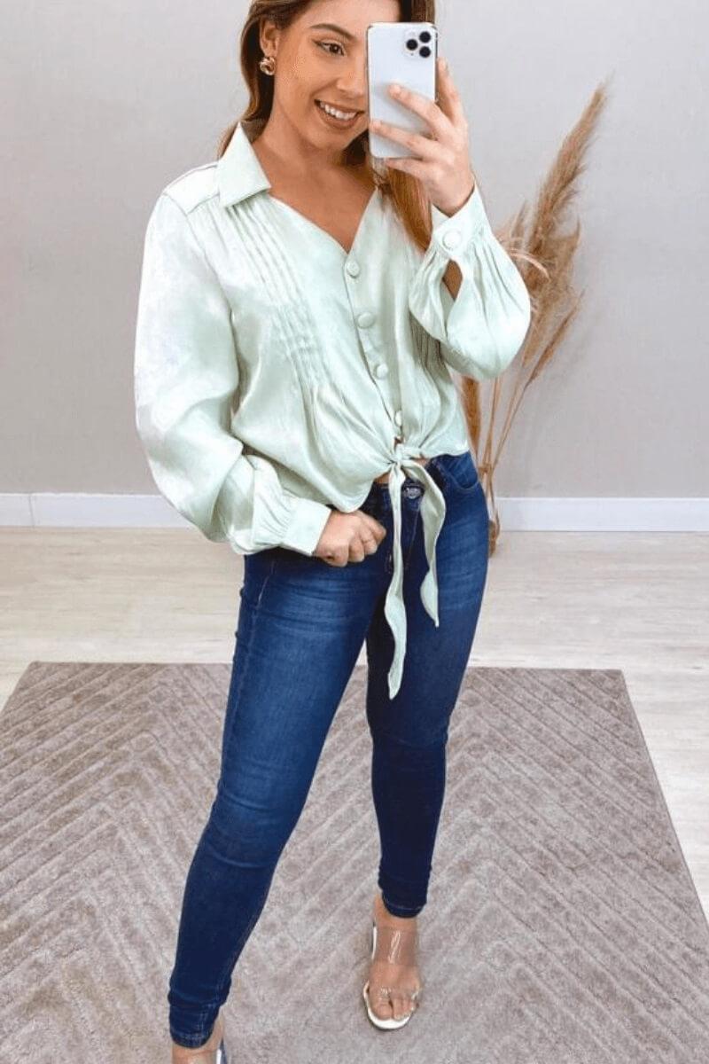 Calça Jeans Feminina Josi
