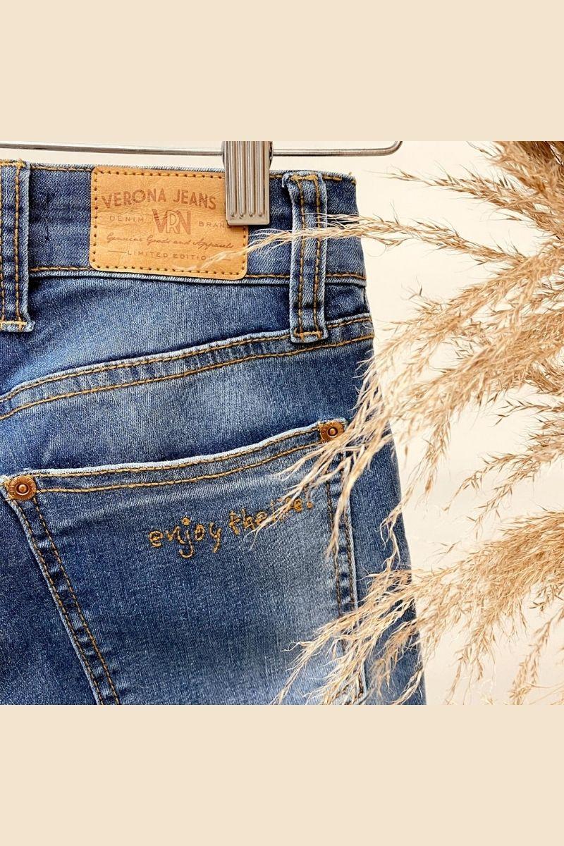 Calça Jeans Feminina Maria