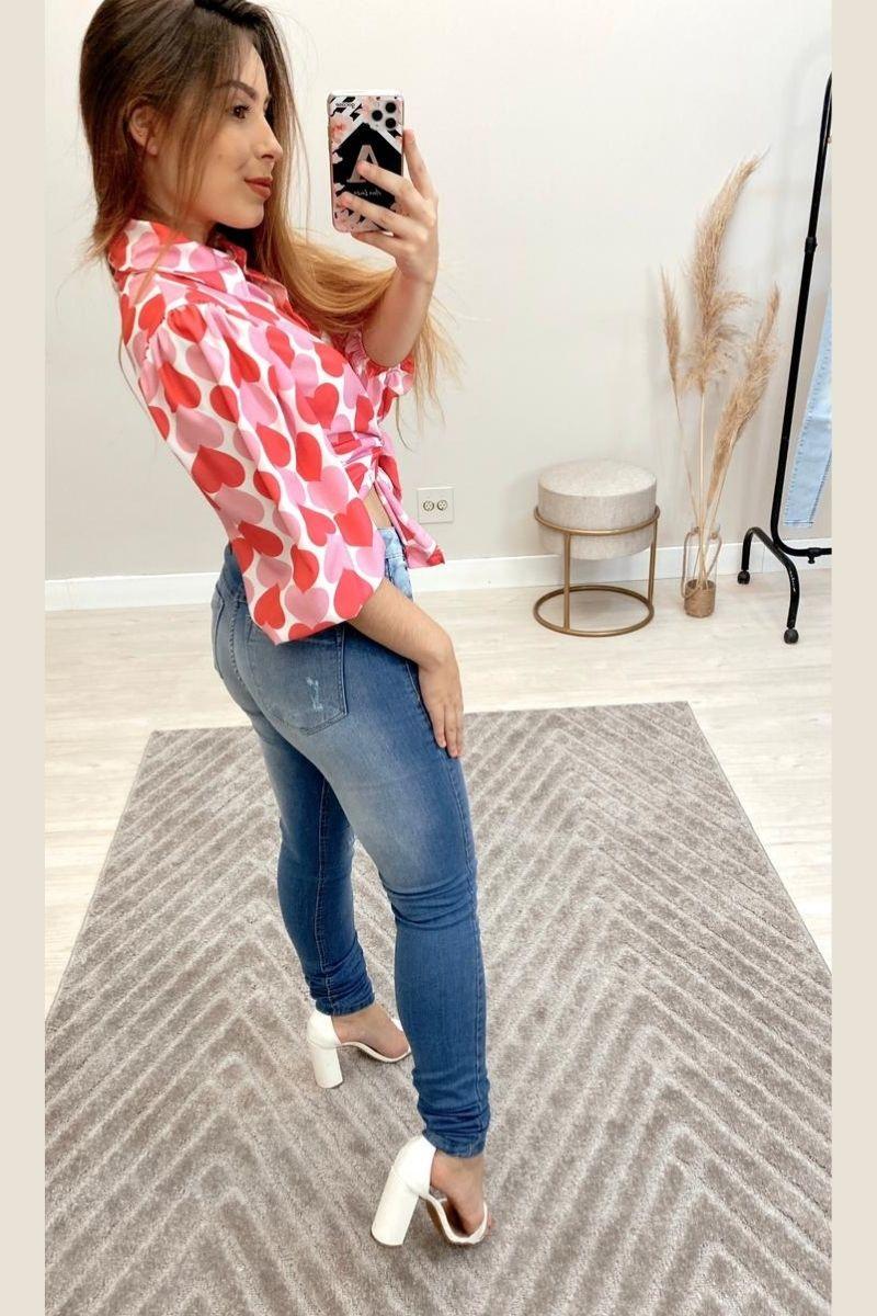 Calça Jeans Feminina Priscila