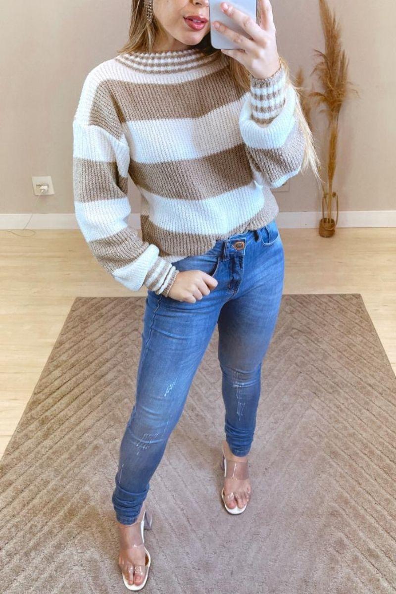 Calça Jeans Feminina VRN 01