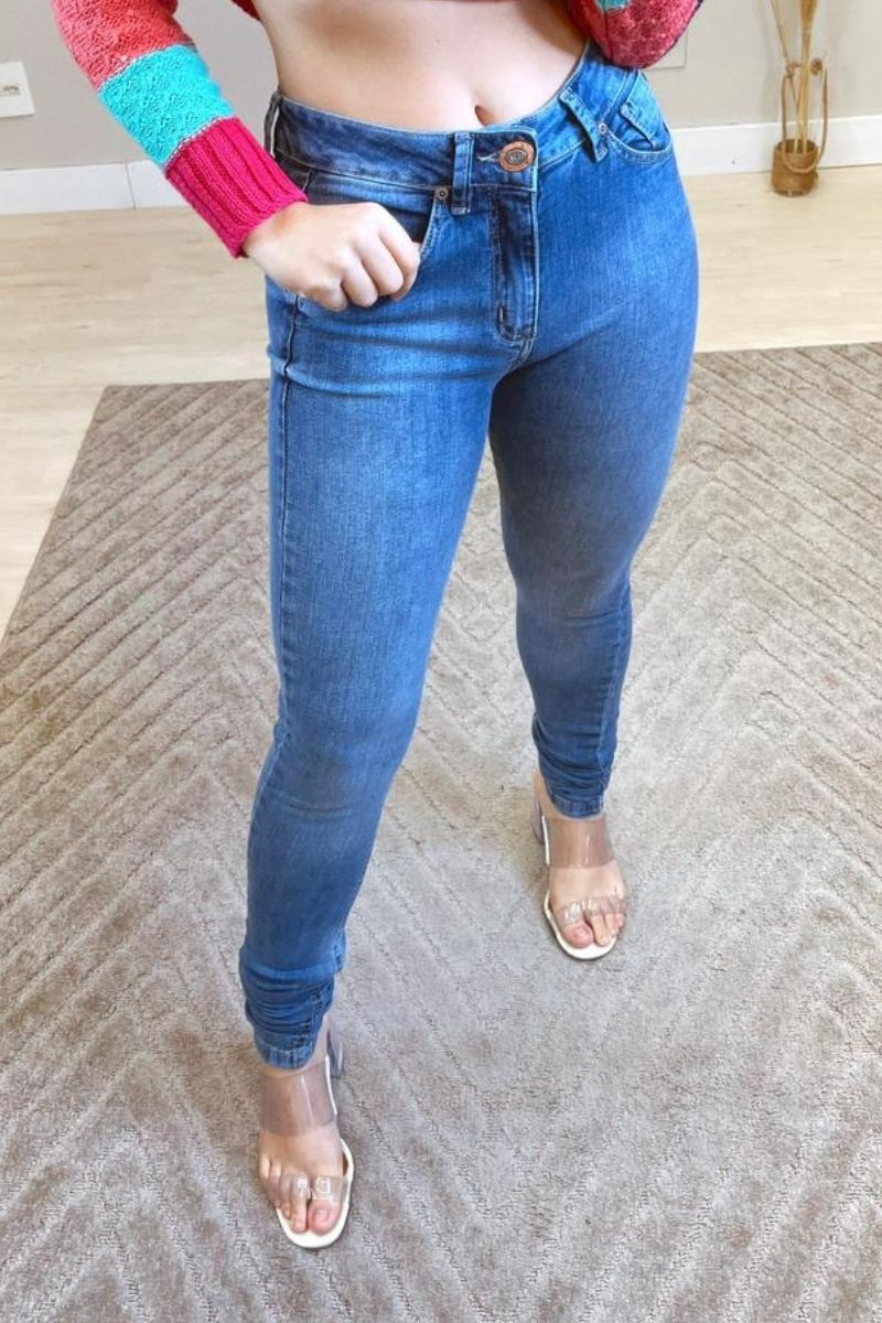 Calça Jeans Feminina VRN 04