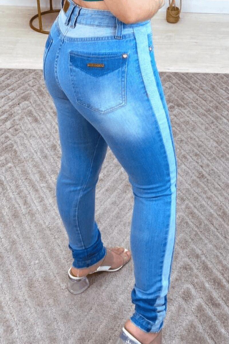 Calça Jeans Feminina Skinny Morumbi