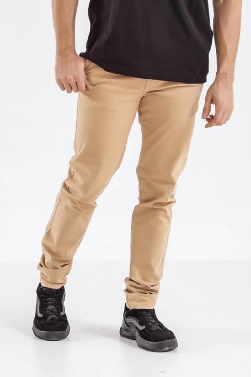 Calça Masculina Caqui 8