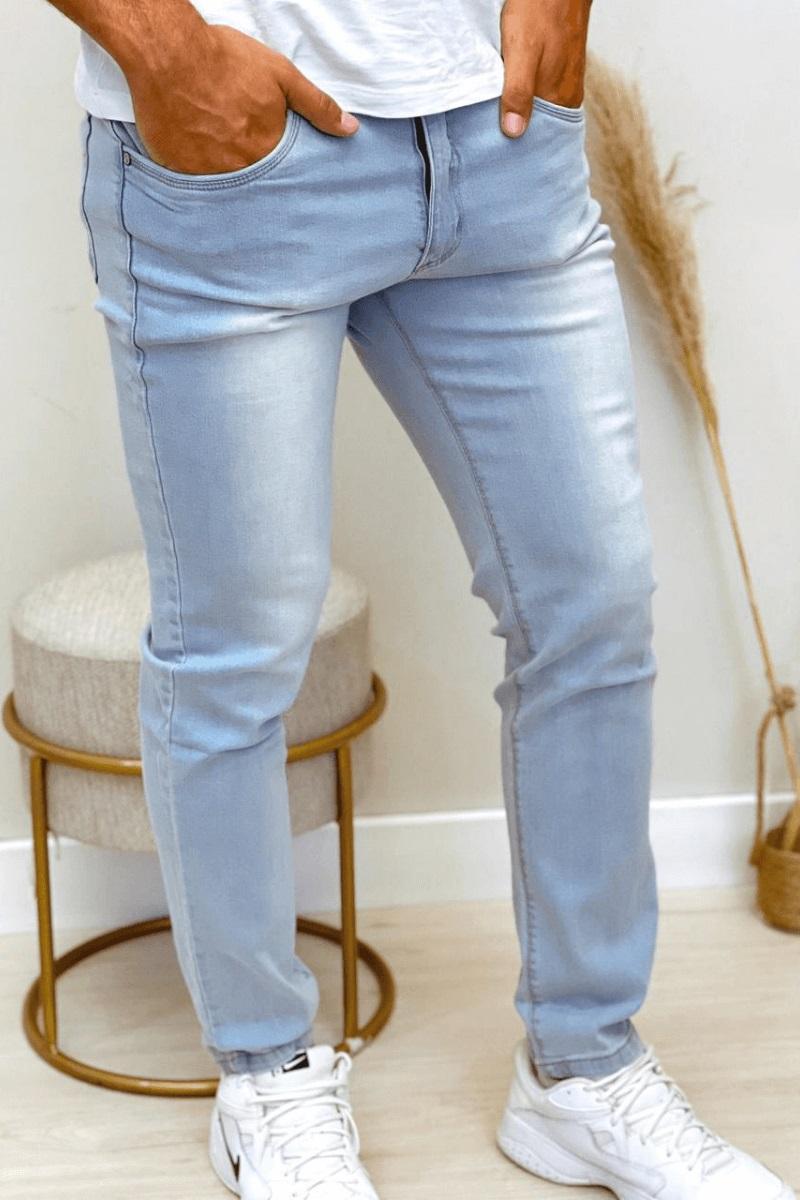 Calça Jeans Masculina Delavê KCZ