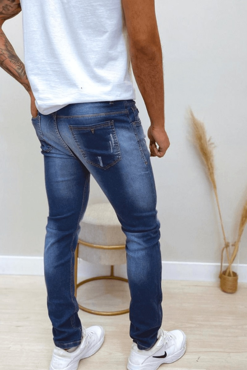 Calça Masculina Slim Teezz