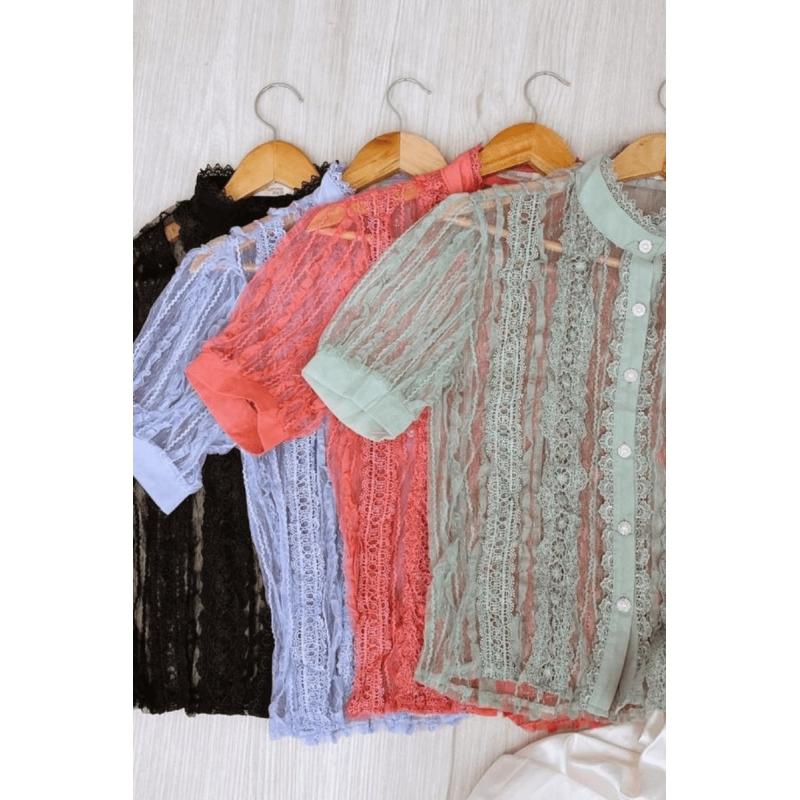 Camisa Feminina M.C Tule