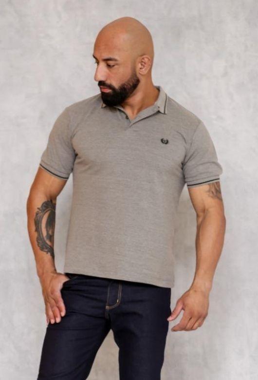 Camisa Gola Polo Vilejack