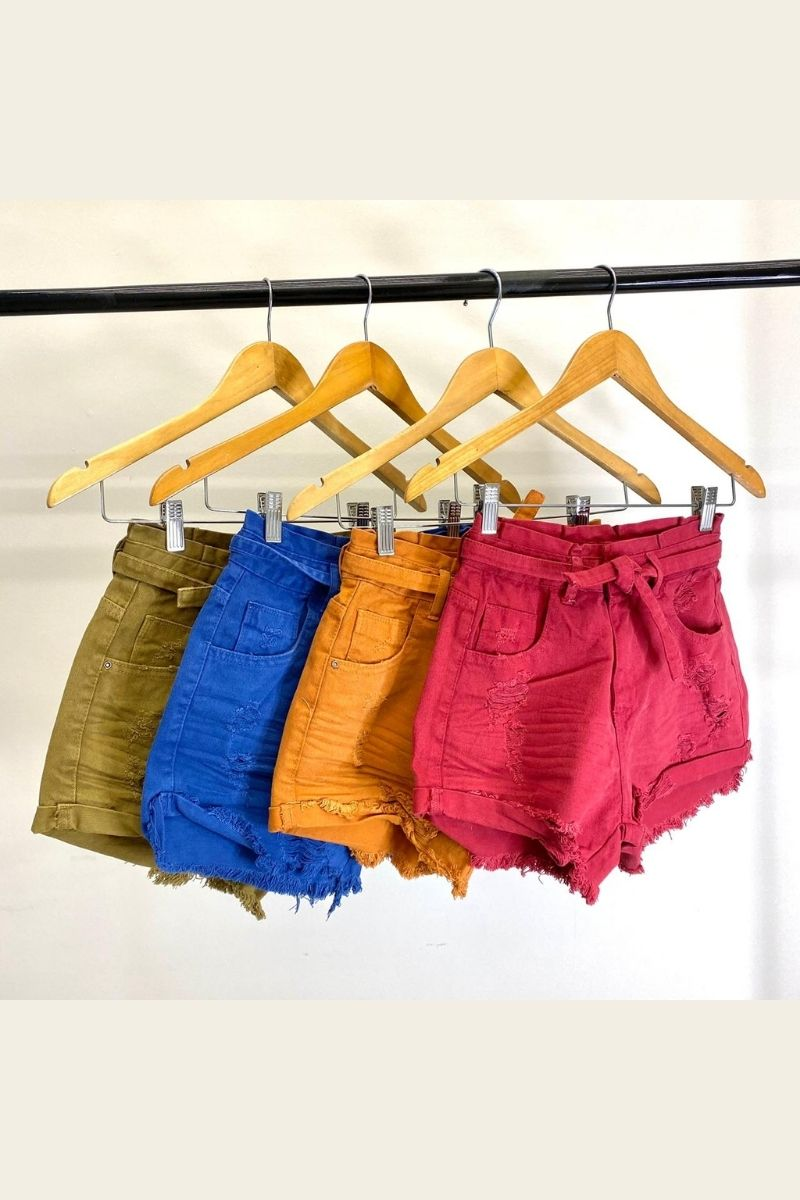 Short Feminino Color