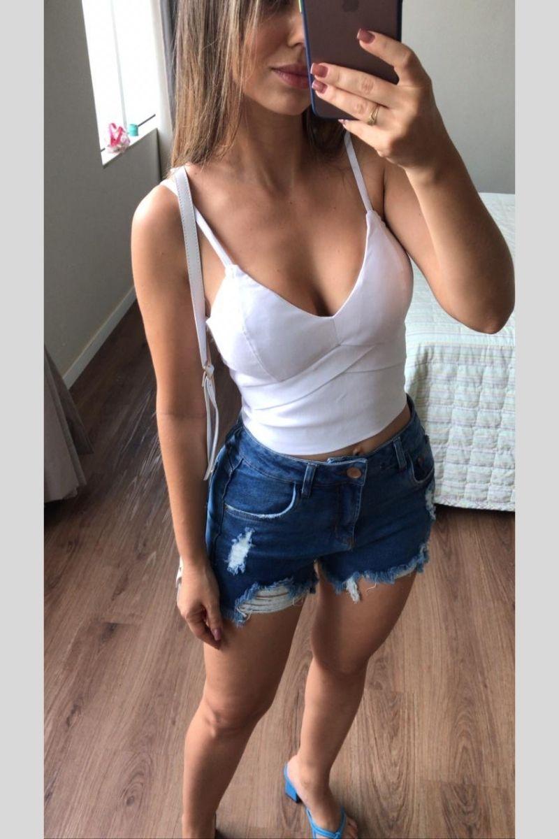 Short Feminino Luiza