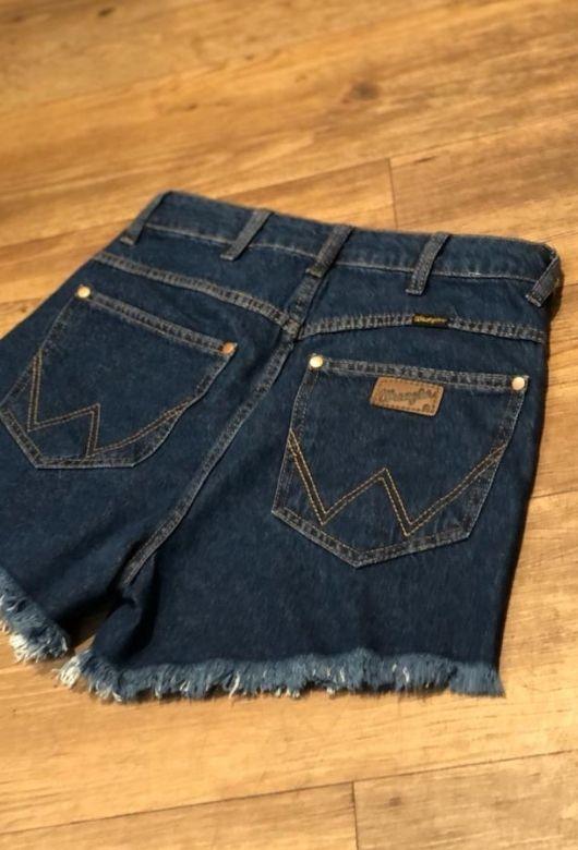 Short Jeans Feminino Wrangler