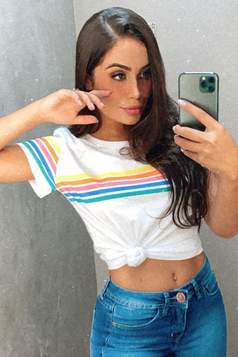 T-Shirt Feminina Wrangler