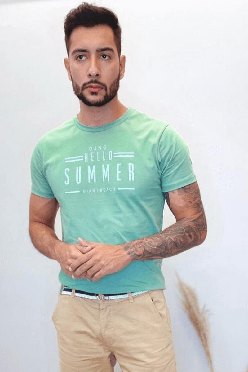 T-shirt Masculina V1
