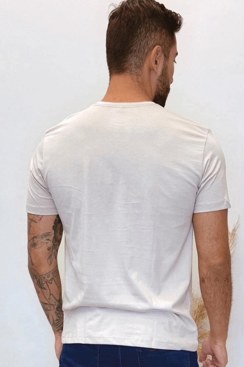 T-shirt Masculina Wrangler 2