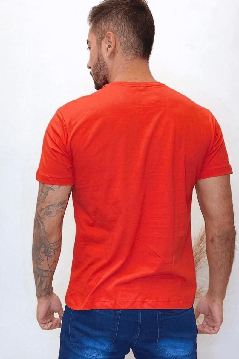 T-shirt Masculina Wrangler 4