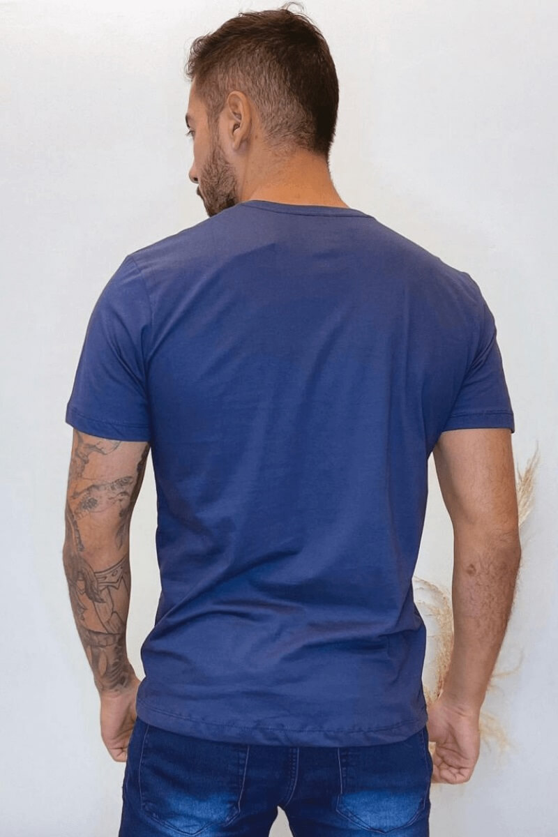 T-shirt Masculina Wrangler 5