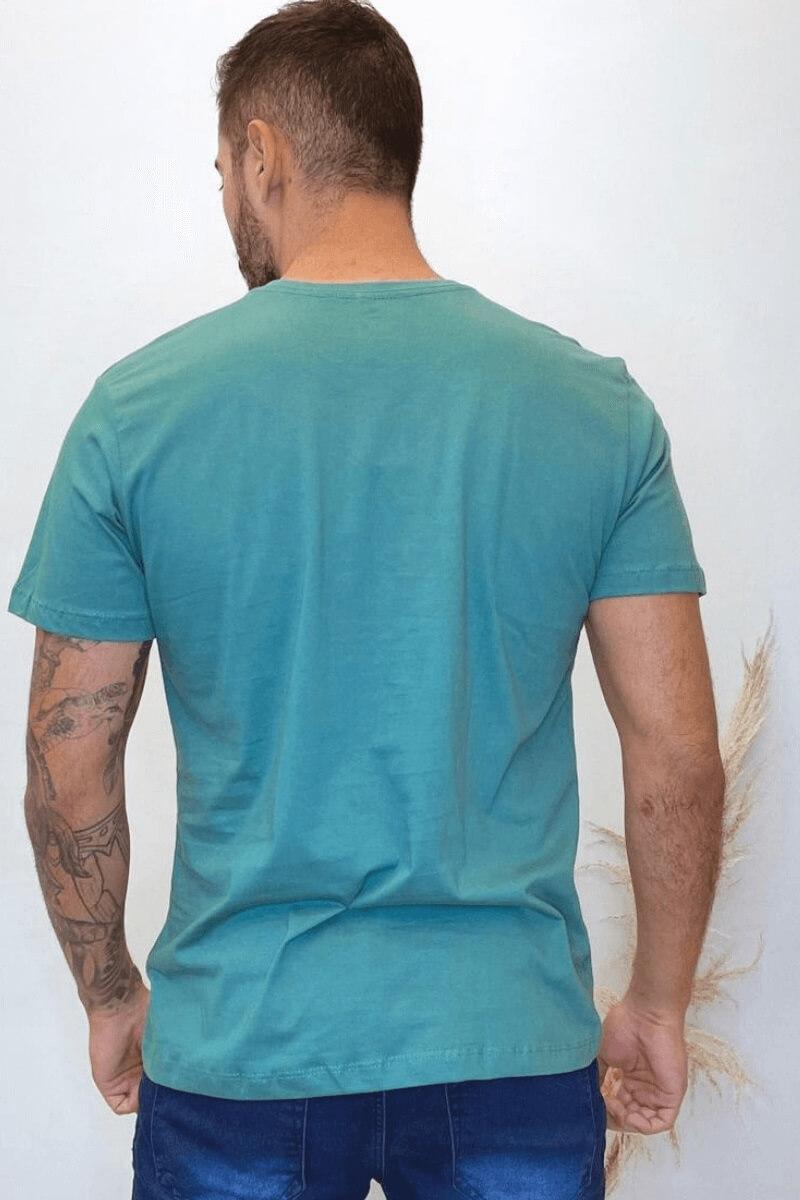 T-shirt Masculina Wrangler 7