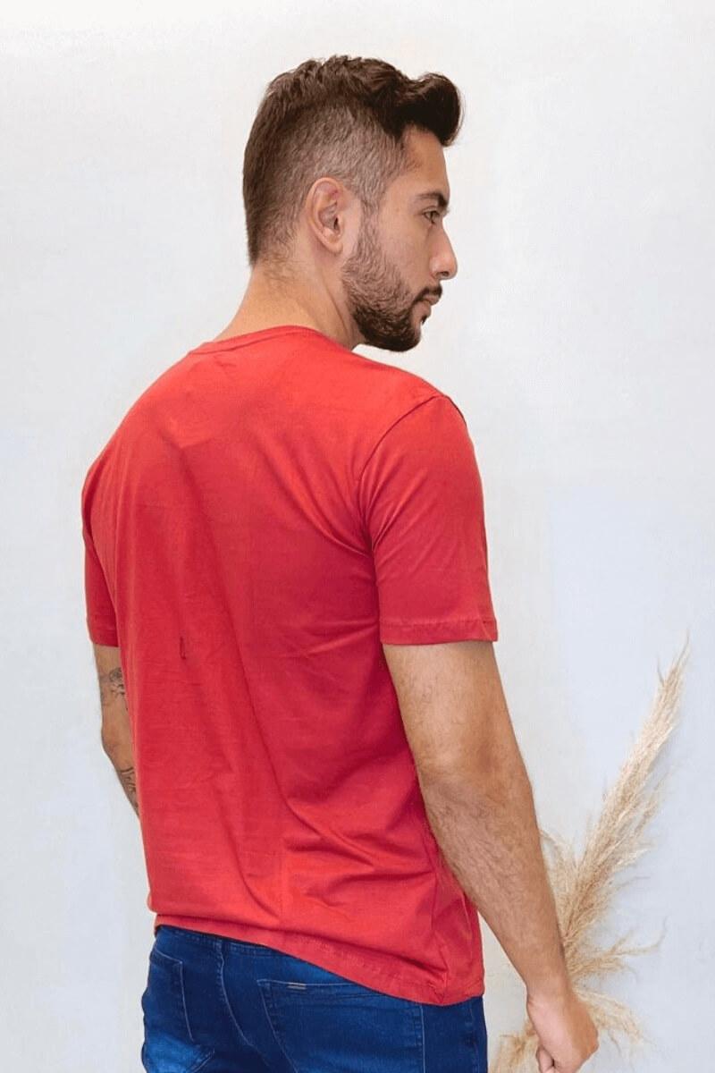 T-shirt Masculina Wrangler 8