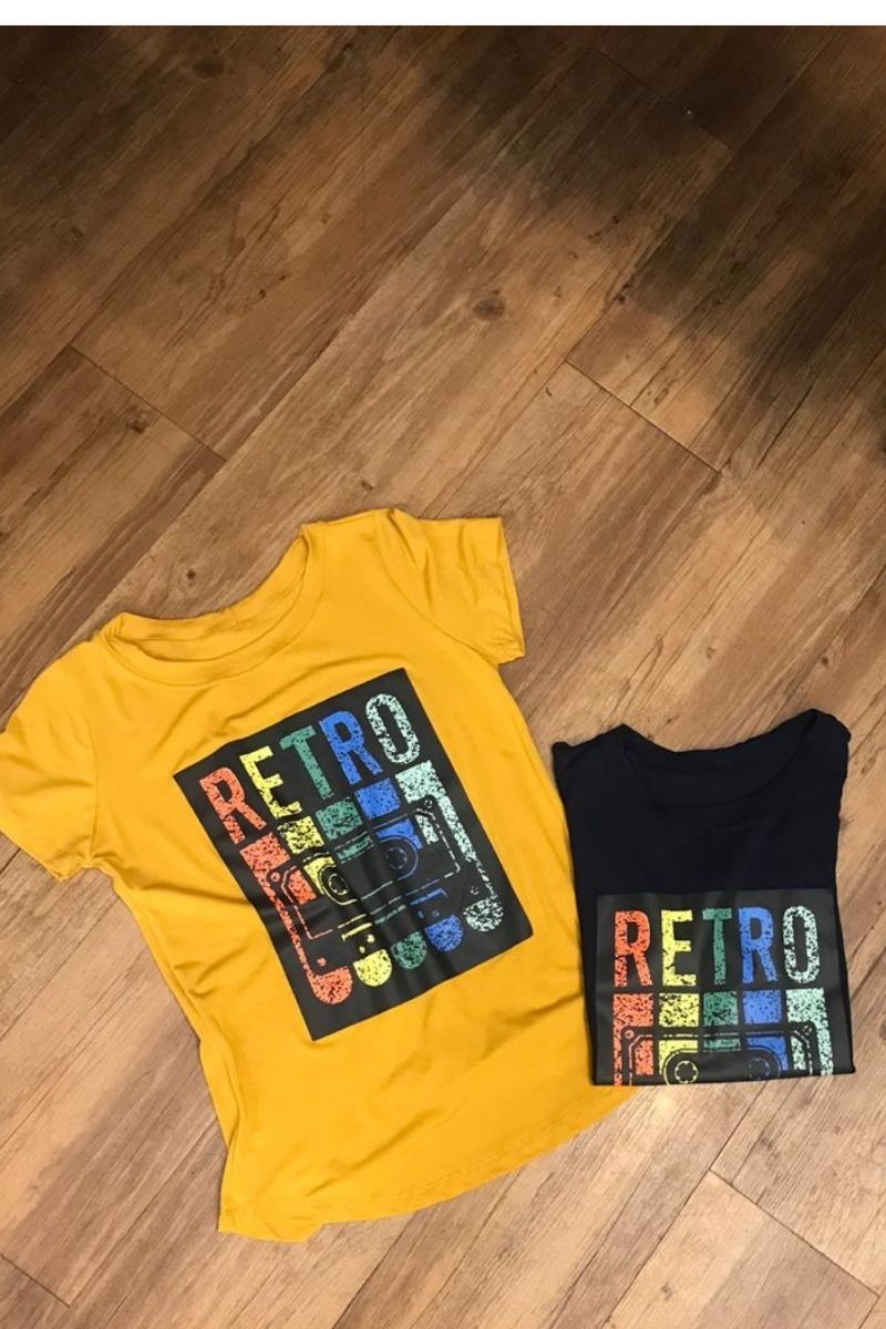 T-Shirt Retrô