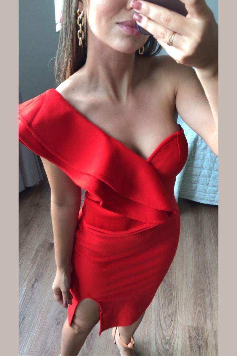 Vestido Bandagem Deluxe