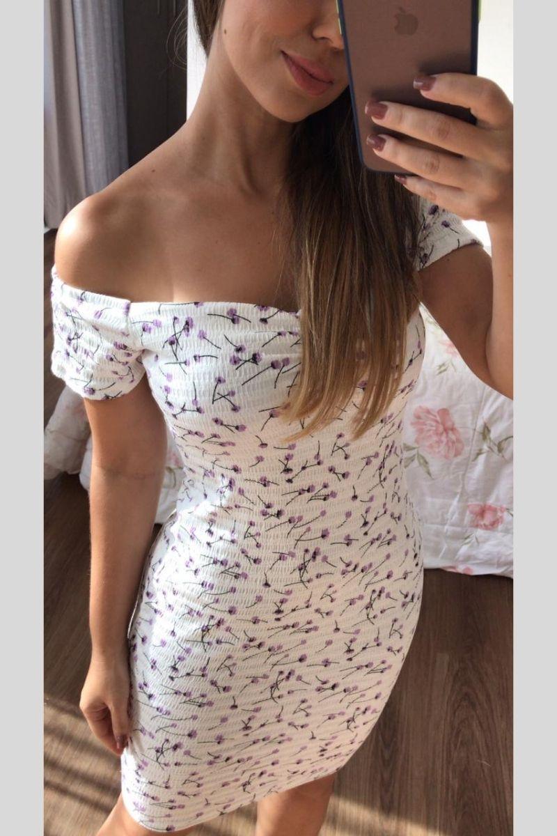 Vestido Camponesa