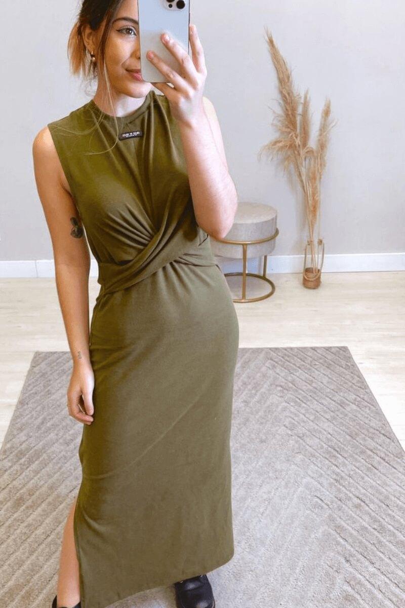 Vestido Feminino Longuete Colcci
