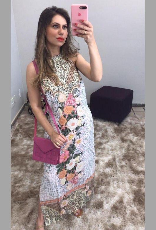 Vestido Longo Raika