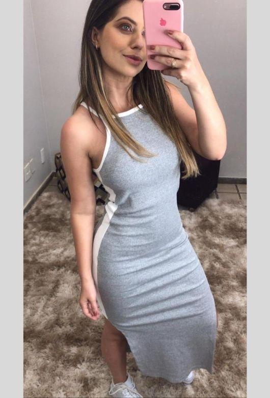 Vestido Mô Tubinho