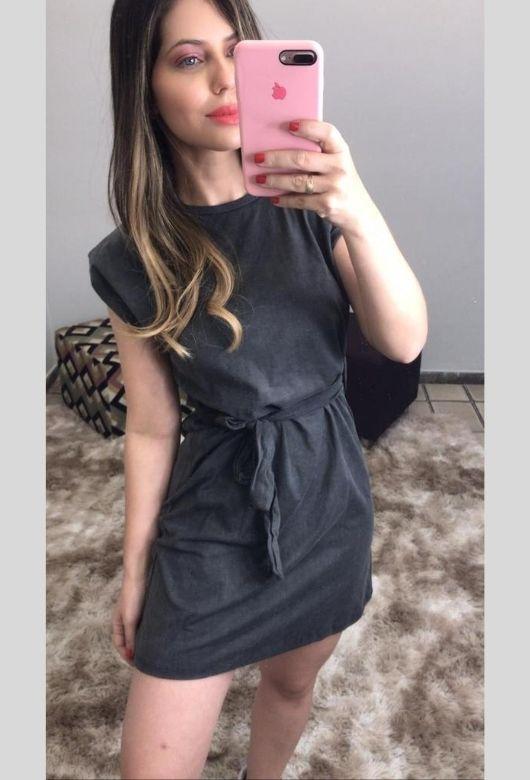 Vestido Stonado