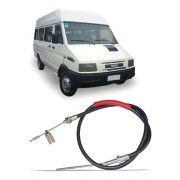 Cabo Embreagem Iveco Daily 2.8 2006 2007 1234mm