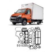 Jogo Juntas Motor Iveco Daily 3.0 16v F1c 2006 A 2012 Com Retentor