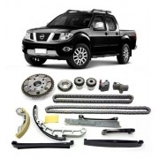 Kit Corrente Motor Frontier 2.5 16v Sel 2007 a 2012