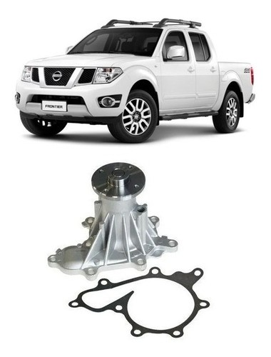 Bomba Agua Nissan Frontier 2.5 2008 a 2012