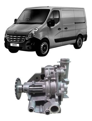 Bomba Oleo Motor Master 2.3 16v 2013 a 2019