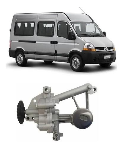 Bomba Oleo Motor Master 2.5 16v 2005 a 2012