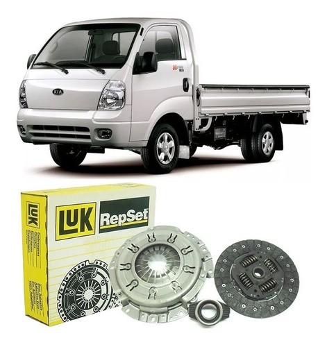 Embreagem Hyundai Hr K2500 2006 a 2011