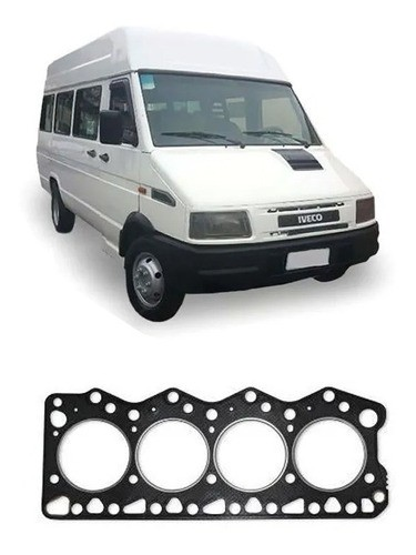 Junta Cabeçote Iveco Daily 1.50 Mm 2 Pic 1996 a 2007