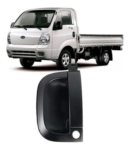 Maçaneta Externa Bongo K2500 K2700 2007 a 2012 Lado Esquerdo