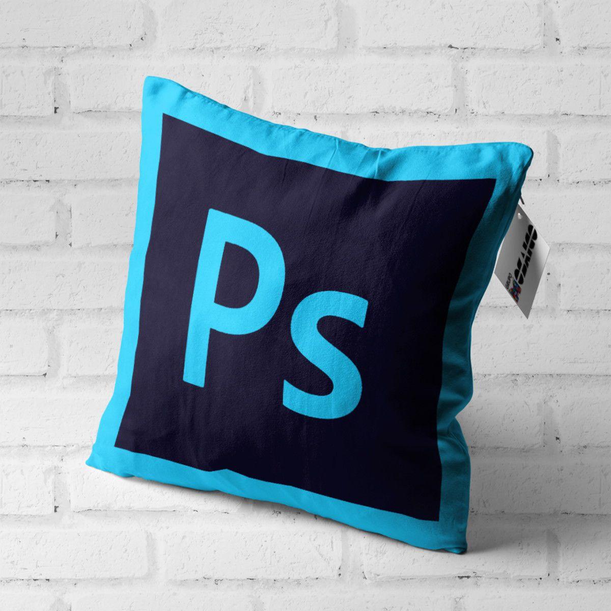 ALMOFADA SUBLIMADA - Adobe Photoshop