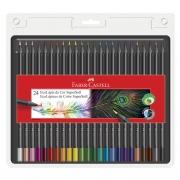 Lápis de Cor Faber Castell SuperSoft 24 Cores